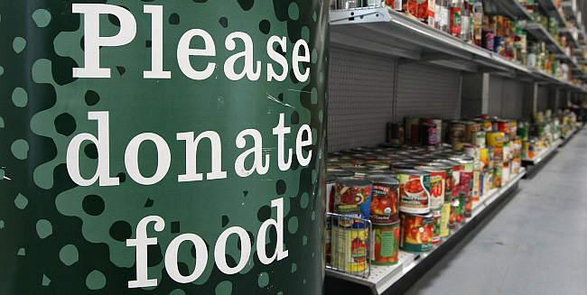 Food Bank Aims